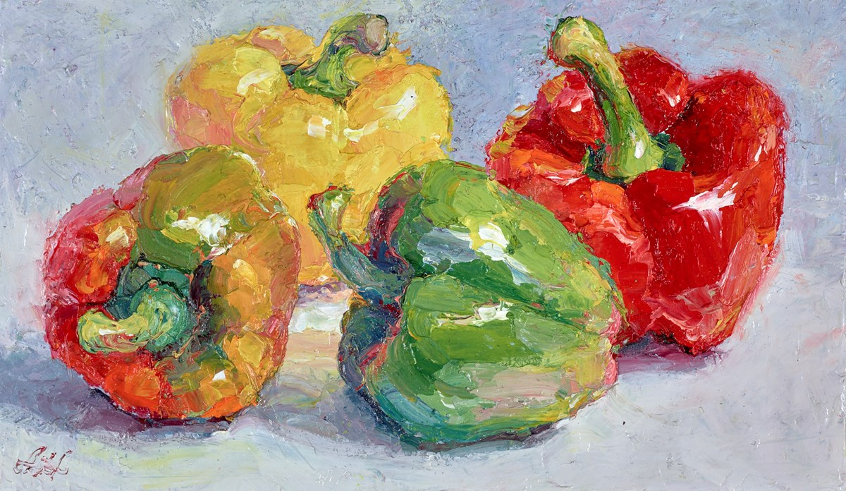 Bright Bell Peppers II
